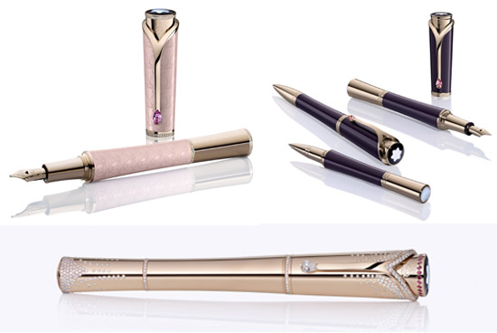 The Montblanc Collection pays tribute to Princess Grace of Monaco